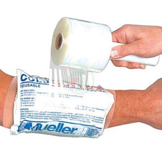Mueller Ez-Wrap Strech folija za pritrjevanje, 10.1x900 cm