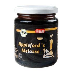 Slika Melasa Vitam Appleford črna - bio, 300 g