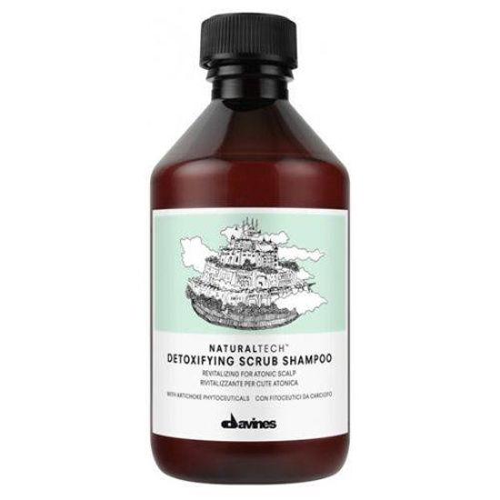 Davines Detoxifying piling šampon, 250 mL
