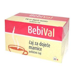 Slika Bebival čaj za doječe mamice, 20 filter vrečk