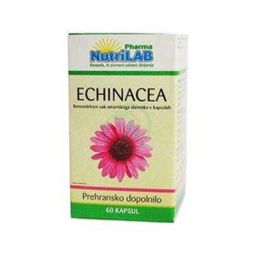 Slika Nutrilab Echinacea + Propolis, 60 kapsul