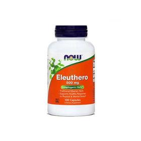 Slika Now eleuthero sibirski ginseng 500 mg, 100 kapsul