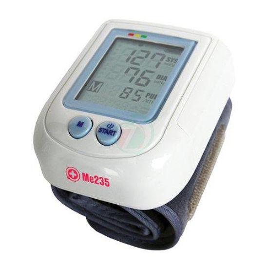 Medikoel Me235 avtomatski zapestni merilnik krvnega tlaka