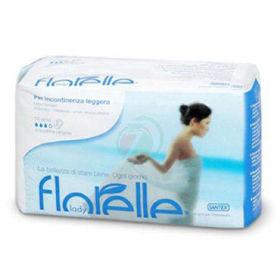 Slika Florelle Lady extra vložki za ženske z blažjo obliko inkontinence, 2 zavitka