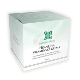 Slika Hranljiva vitaminska krema, 50 mL
