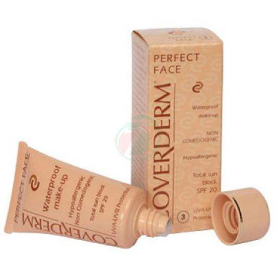 Coverderm perfect face, 30 mL