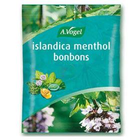 Slika Islandica Menthol bonboni, 75 g
