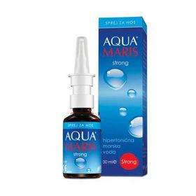 Slika Aqua maris strong pršilo za nos, 30 mL