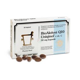 Slika Bio-Aktivni Q10 Uniqinol Pharma Nord (30 mg), 30 kapsul