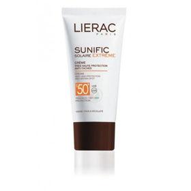 Slika Lierac Sunific Solaire Extreme krema za sončenje SPF 50+, 50 mL