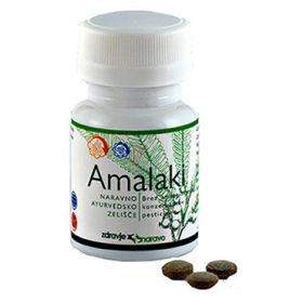 Slika Ayurvedsko dopolnilo Amalaki, 60 tablet