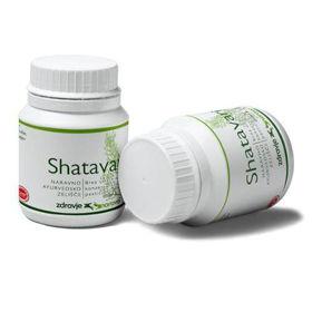 Slika Ayurvedsko dopolnilo Shatavari, 60 tablet