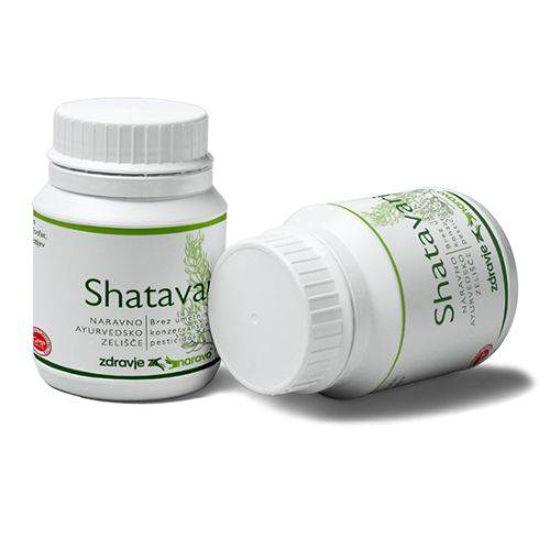 Ayurvedsko dopolnilo Shatavari, 60 tablet