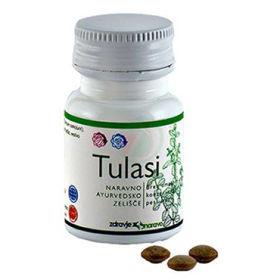 Slika Ayurvedsko dopolnilo Tulasi, 60 tablet