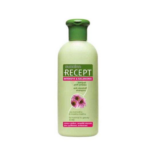Recept Intensive šampon za mastne lase, 200 mL