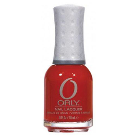 Orly lak za nohte Haute red, 18 mL