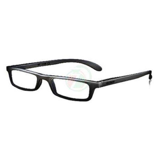 Očala za branje Stay up (502) - črni odtenek
