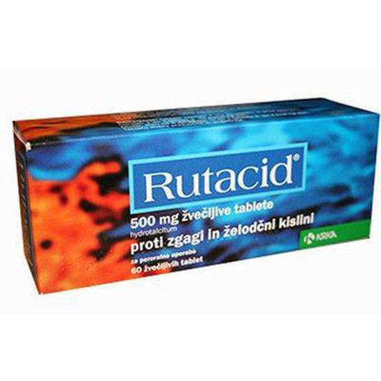 Rutacid tablete, 60 tablet