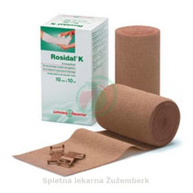 Slika Rosidal K elastični ovoj velikosti 10cm x 5 m