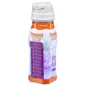 Slika Fresubin energijska pijača okus gozdni sadeži, 4x200 mL