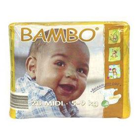 Slika Bambo plenice za otroke - Midi