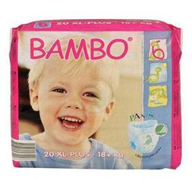 Slika Bambo plenice za otroke - XL