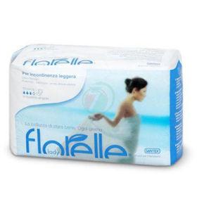 Slika Florelle Lady normal vložki za ženske z blažjo obliko inkontinence, 2 zavitka