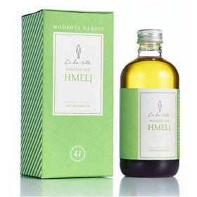 Slika Lekovita Hmelj masažno olje, 250 mL