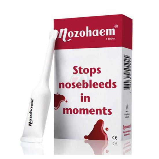 Nozohaem gel za zaustavitev krvavitve iz nosu, 4x5 mL