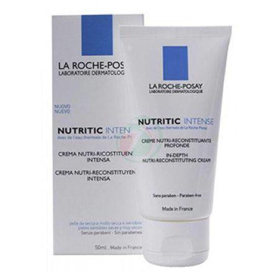 La roche posay Nutritic krema za preoblikovanje suhe kože, 50 mL