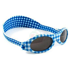 Slika Baby banz kara modra sončna očala za otroke do 2 let