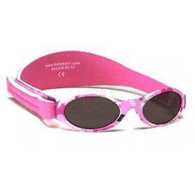 Slika Baby banz camo roza sončna očala za otroke do 2 let