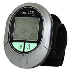 Slika SmartLab INDI naprava za merjenje krvnega tlaka na zapestju