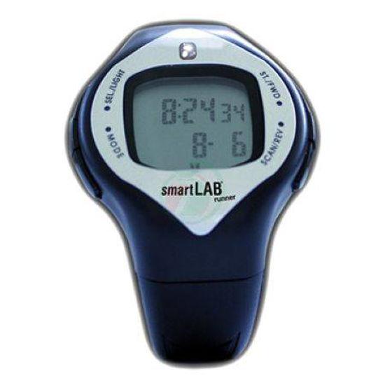 SmartLab ura s prikazom srčnega utripa in porabe kalorij