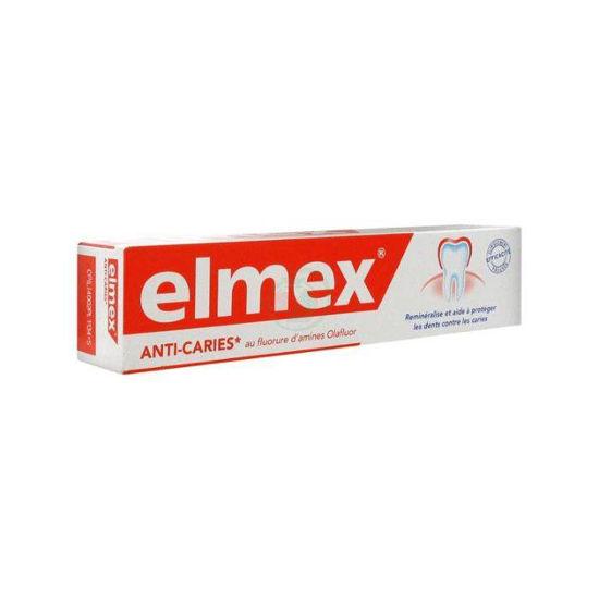 Elmex zobna krema za zaščito pred kariesom, 75 mL