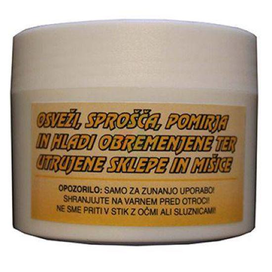 Mioba masažni gel Gibo, 100 mL