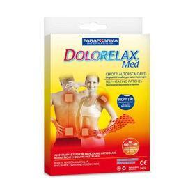 Slika Dolorelax obliž s toplim učinkom, 3 obliži