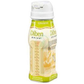 Slika Diben prehrana z okusom vanilije, 4x200 mL