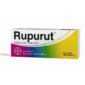 Slika Rupurut, 20 žvečljivih tablet