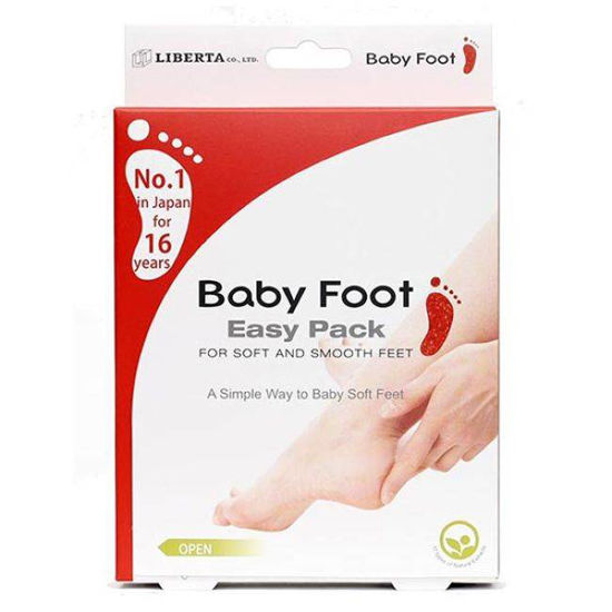 Baby Foot za mehka stopala, 1 par