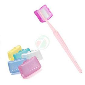Slika TePe pokrovčki za zaščito zobne krtačke, 5 pokrovčkov