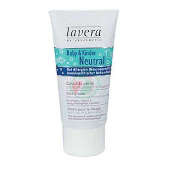 Lavera baby&kinder neutral krema za obraz, 50 mL