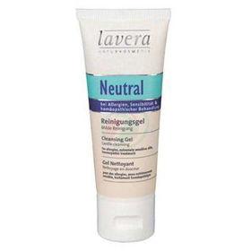 Slika Lavera neutral čistilni gel, 75 mL
