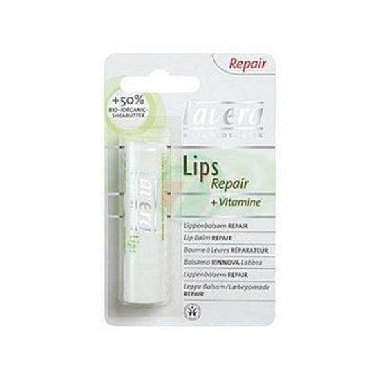 Lavera obnovitveni balzam za ustnice, 4,5 g