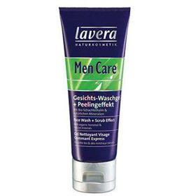 Slika Lavera men care čistilni gel za obraz, 75 mL