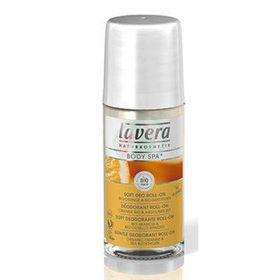 Slika Lavera body spa nežen deodorant roll-on dotik pomaranče, 50 mL
