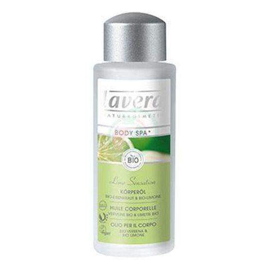 Lavera body spa olje za telo navdih limete, 50 mL