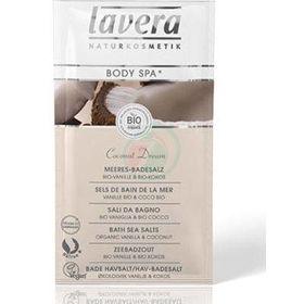 Slika Lavera body spa sol za kopel kokosove sanje, 80 g