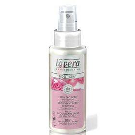 Slika Lavera body spa svež deodorant sprej čutna vrtnica, 50 mL