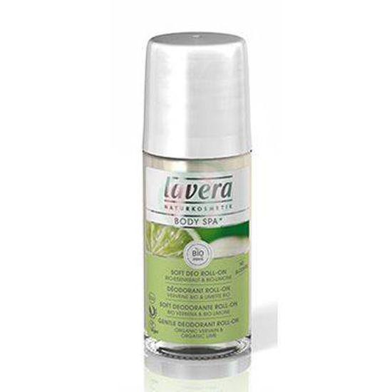 Lavera body spa svež deodorant sprej navdih limete, 50 mL